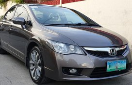 Selling 2011 Honda Civic Automatic in Quezon City