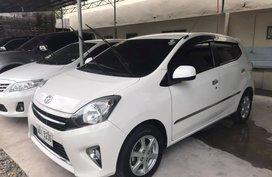 2014 Toyota Wigo Automatic at 25000 km for sale