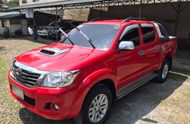 2014 Toyota Hilux Automatic Diesel for sale
