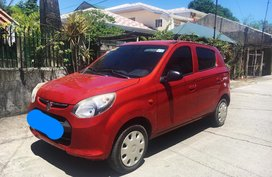 Selling Red 2nd Hand Suzuki Alto 2014