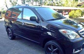 Selling Black Suv 2009 Toyota Avanza