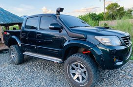 2015 Toyota Hilux Automatic Diesel for sale
