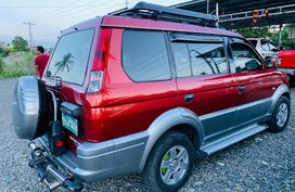 2006 Mitsubishi Adventure Manual Diesel for sale