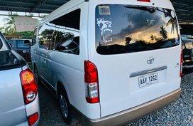 2014 Toyota Hiace Manual Diesel for sale