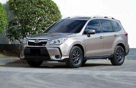 Subaru Forester 2013 Automatic Gasoline for sale in Mandaue