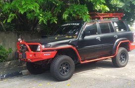Selling Brand New Nissan Patrol 2002 in Pasig