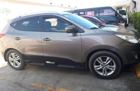 2nd Hand Hyundai Tucson 2012 at 30000 km for sale in Butuan