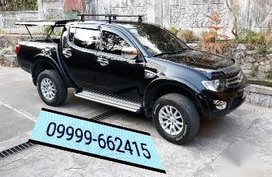 Sell 2nd Hand 2010 Mitsubishi Strada Manual Diesel at 60000 km in Baguio