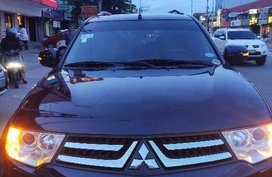Selling Mitsubishi Montero 2014 at 25000 km in Pasig