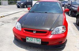 Like New Honda Civic 1999 Manual Gasoline for sale in Lipa