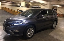 Selling Honda Cr-V 2016 Automatic Gasoline in Pasig