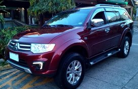 Selling 2nd Hand Mitsubishi Montero 2015 in Quezon City