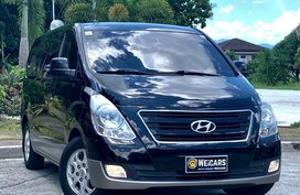 Black Hyundai Grand Starex 2011 for sale Automatic