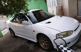 Selling Mitsubishi Lancer 2000 Automatic Gasoline in San Mateo