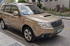 Subaru Forester 2009 Automatic Gasoline for sale in Quezon City