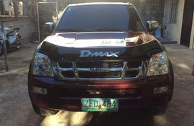 Selling Isuzu D-Max 2006 at 92000 km in Quezon City