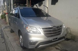 Selling 2nd Hand Toyota Innova 2016 in Marikina
