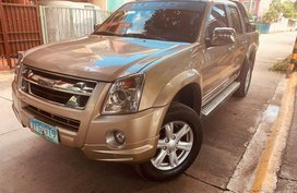 2nd Hand Isuzu D-Max 2012 Automatic Diesel for sale in Las Piñas