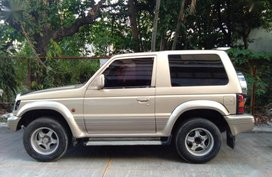 Selling 2nd Hand Mitsubishi Pajero in Mandaue