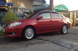Toyota Vios 2006 Manual Gasoline for sale in San Pablo