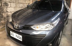 Selling Gray Toyota Vios 2018 in Quezon City