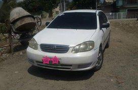 2nd Hand Toyota Corolla Altis 2002 for sale in Lapu-Lapu