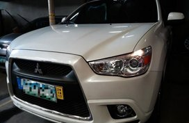 Selling 2nd Hand Mitsubishi Asx 2012 in Marikina