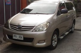 Selling Toyota Innova 2010 at 95152 km in Pasig