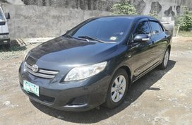 Sell 2nd Hand 2008 Toyota Corolla Altis at 70400 km in Cebu City