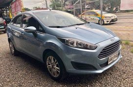 2nd Hand Ford Fiesta 2014 Manual Gasoline for sale in Bacolod
