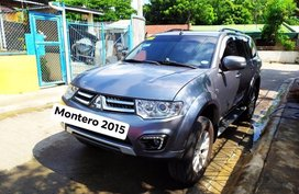 2nd Hand Mitsubishi Montero 2015 at 68000 km for sale