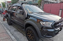 Selling 2nd Hand Ford Ranger 2017 at 41000 km in Marikina
