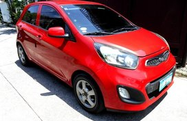 2nd Hand Kia Picanto 2013 Manual Gasoline for sale in Quezon City