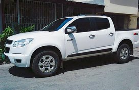 Sell 2nd Hand 2014 Chevrolet Colorado at 50000 km in Muntinlupa