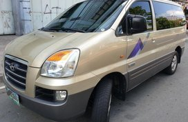 Hyundai Starex 2007 Automatic Diesel for sale in Manila