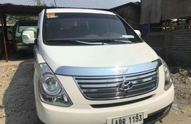 Selling Hyundai Starex 2015 Manual Diesel in Las Piñas