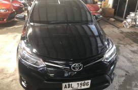 Selling Black Toyota Vios 2015 in Quezon City