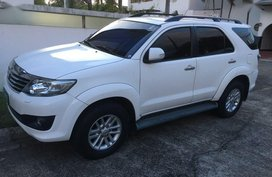 Selling Toyota Fortuner 2012 Automatic Diesel in Parañaque