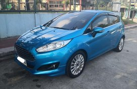 2014 Ford Fiesta for sale in Quezon City