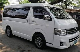 2nd Hand Toyota Hiace 2012 Automatic Diesel for sale in Santa Maria
