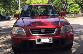 Red Honda Cr-V 2000 for sale Automatic