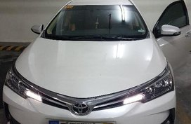 Selling Toyota Altis 2018 at 10000 km in Pasay