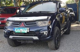Selling Mitsubishi Montero 2014 Automatic Diesel in Bacolod