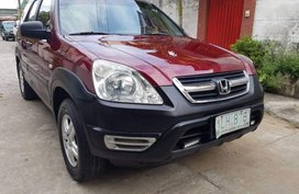 Selling 2nd Hand Honda Cr-V 2003 in Quezon City