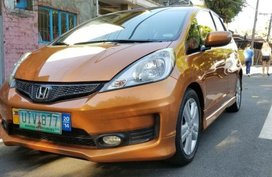 2nd Hand Honda Jazz 2012 at 60000 km for sale