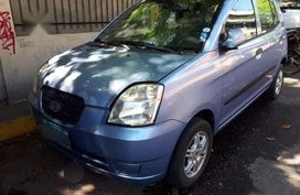 Selling 2nd Hand Kia Picanto 2005 in Pateros