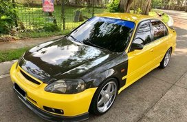 2nd Hand Honda Civic 1999 at 110000 km for sale in Lipa