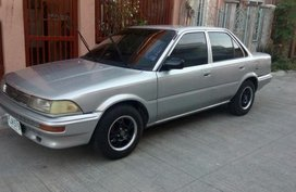 2nd Hand Toyota Corolla 1989 Manual Gasoline for sale in Bacoor