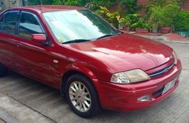 Sell 2nd Hand 2002 Ford Lynx at 97000 km in Quezon City