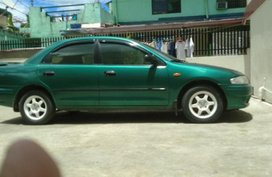 Selling Mazda 323 1997 Manual Gasoline in Marikina